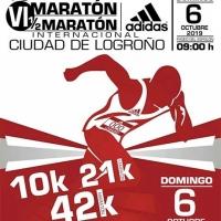 RDV CLM Marathon de Logrono 2019