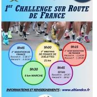 RDV CLM Marathon de Cernay 2020