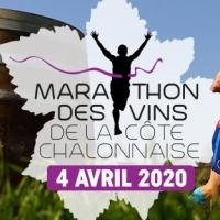 RDV CLM Marathon des vins de la Côte Chalonnaise 2020