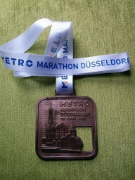 Marathon de Düsseldorf 29/04/18